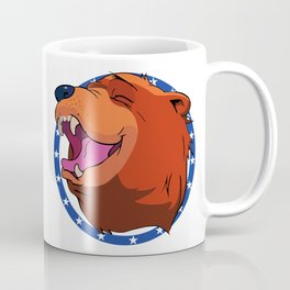 Bear for Hire Coffee Mug