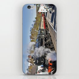 Grosmont Station iPhone Skin