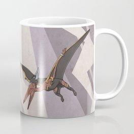 Pteranostorm - Superhero Dinosaurs Series Coffee Mug
