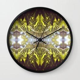 Helecho Wall Clock