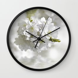 Spring 0132 Wall Clock