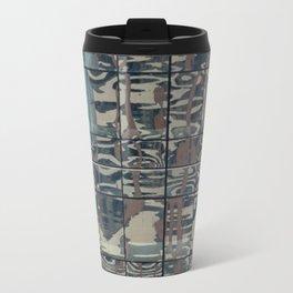 Reflections of Steel NYC 212-1 Travel Mug