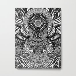Encompass Metal Print
