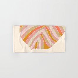 Tropical Leaf, 1975 Hand & Bath Towel