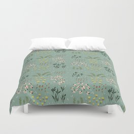 Little Fields Duvet Cover