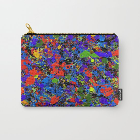 Abstract #738 Carry-All Pouch