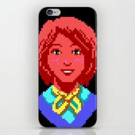 Meet Nancy Maple - The Crimson Diamond iPhone Skin