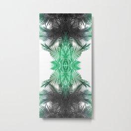 klepsydra fern Metal Print