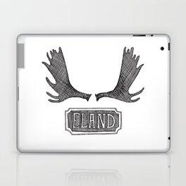 Moose Paddles - Dutch Laptop & iPad Skin
