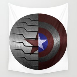Stucky Shield Wall Tapestry