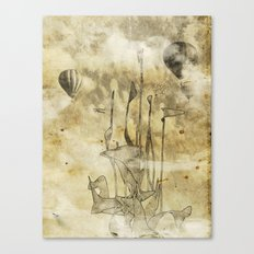 strange world Canvas Print