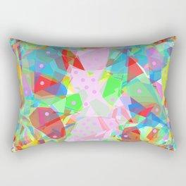 Adam And Eve Rectangular Pillow