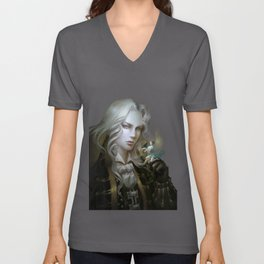 Alucard. Castlevania Symphony of the Night Unisex V-Neck