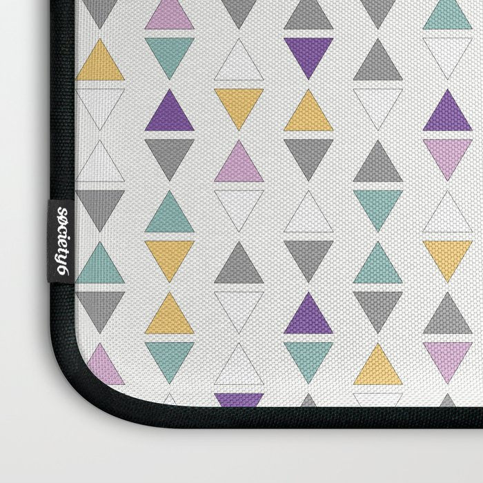 South Western Triangles Laptop Sleeve