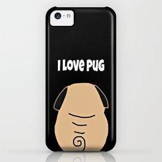 pug-20 Slim Case iPhone 5c