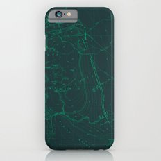 Contour Mapping v.1 iPhone 6s Slim Case