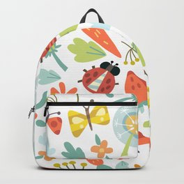 Kids Insects Backpack