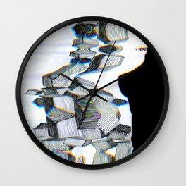 A Scanner Darkly Wall Clock