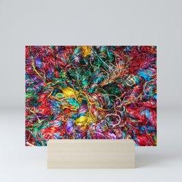 Blast 3 Mini Art Print