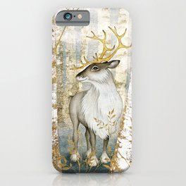 This way to Narnia iPhone Case