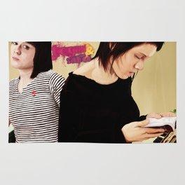 Tegan and Sara Rug