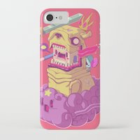 finn and jake iPhone & iPod Cases featuring Finn and Jake by Mike Wrobel