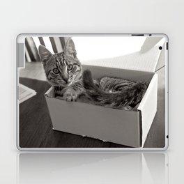 Plz Not Open Til Kitsmas Laptop & iPad Skin