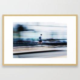 - La mia vittoria - Framed Art Print