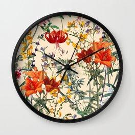 Summer is coming III Wall Clock