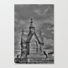 The Mausoleum Canvas Print