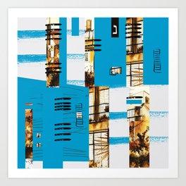 TLV  Art Print