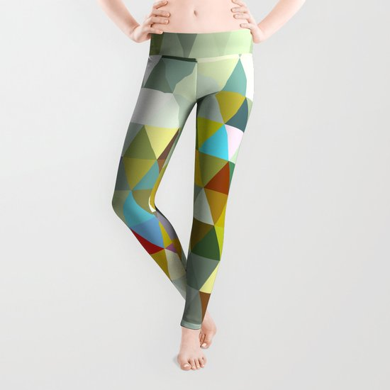 Awesome Triangle Leggings