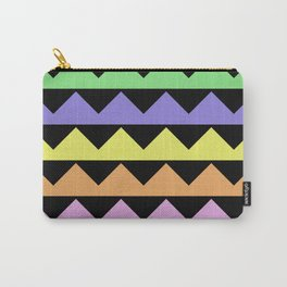 Pastel Teeth Carry-All Pouch