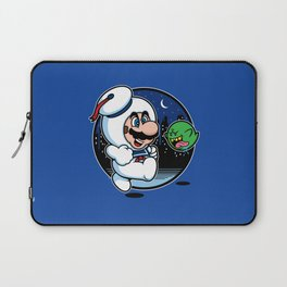 Super Marshmallow Bros. Laptop Sleeve