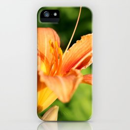 Sunny Lily iPhone Case