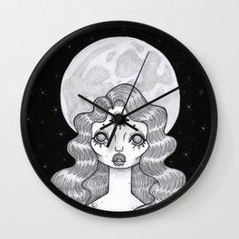 Luminescent Wall Clock