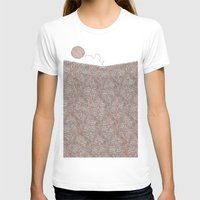 knitting T-shirts featuring Knitting experience by Julia Kisselmann