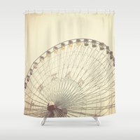 texas Shower Curtains featuring Texas Star by Erin Johnson