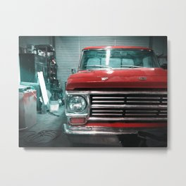 The Ford Metal Print