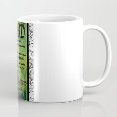 The Lord Restores Psalm 23 Mug