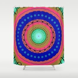 Colour of Dreams Shower Curtain