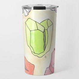 Chakra Crystals Travel Mug