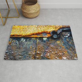 meEtIng wiTh IrOn no23 Rug