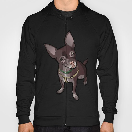 Taco T. Man (Chihuahua) Hoody