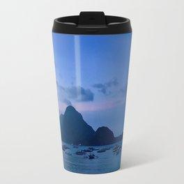 El Nido at night Travel Mug