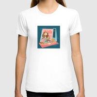 hermione T-shirts featuring Hermione by breakfastjones