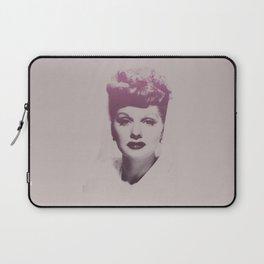 Lucille Ball Laptop Sleeve