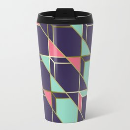 Ultra Deco 2 #society6 #ultraviolet #artdeco Travel Mug