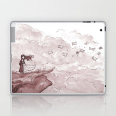 Letters from the Edge of the World Laptop & iPad Skin