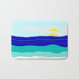 Good Morning Bath Mat